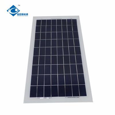 余姚志旺新能源18V多晶硅太阳能发电板玻璃裸板15W可定制
