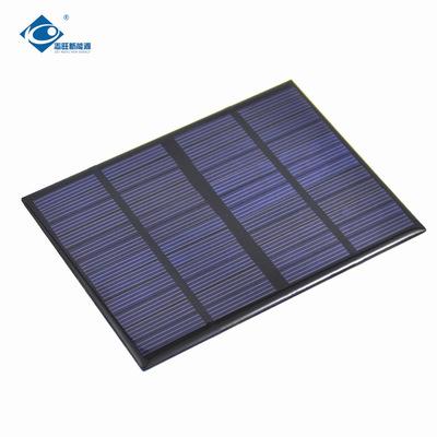 志旺新能源110MA环氧树脂多晶硅滴胶85*115太阳能板应用广泛12V