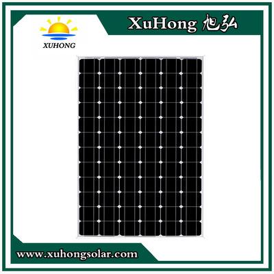 200W 单晶太阳能板 光伏组件屋顶离网小电站太阳能移动系统组件