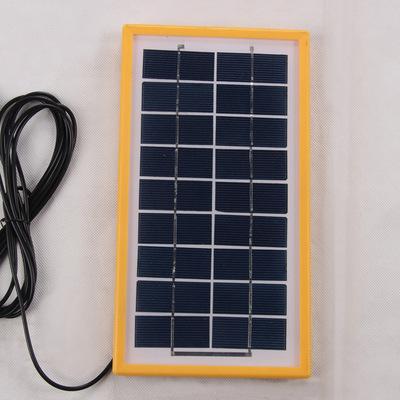 旭弘能源太阳能电池板 多晶太阳能板组件9v 太阳能电池板