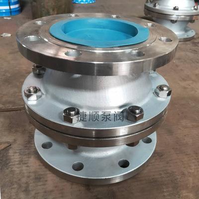 GZW-1型防爆阻火器 呼吸阀碳钢不锈钢阻爆燃管道阻火器 呼吸阀