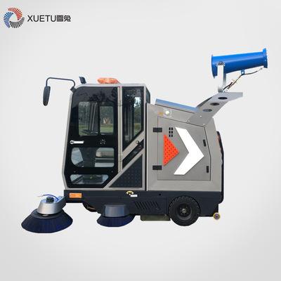 多用途扫地机道路清洁环卫扫地机物业电动清扫机市政小区扫地机