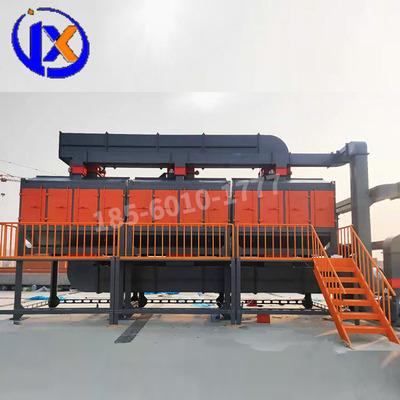 RCO催化燃烧净化器 活性炭吸附脱附装置 催化燃烧废气处理设备