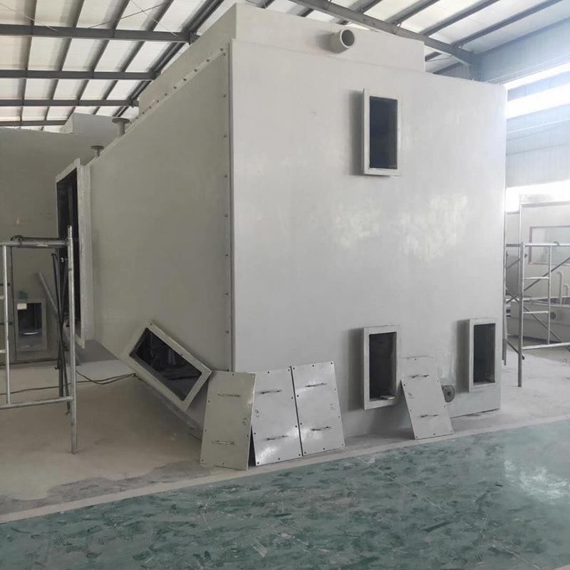 销售玻璃钢脱硫净化塔 吸收塔 砖厂脱硫脱硝除尘设备