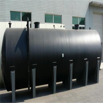 HDPE缠绕储罐 罐体缠绕一次成型 10立方 耐酸碱防腐 储罐定金
