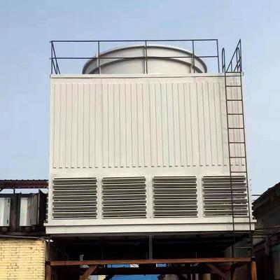 河北恒辉 生产圆形|方形|逆流|横流|工业形玻璃钢冷却塔