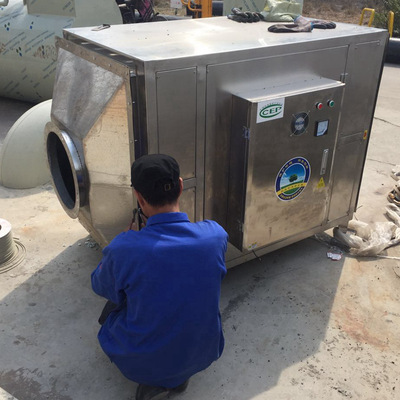 定制环保设备光氧有机废气处理设备 催化燃烧废气处理设备