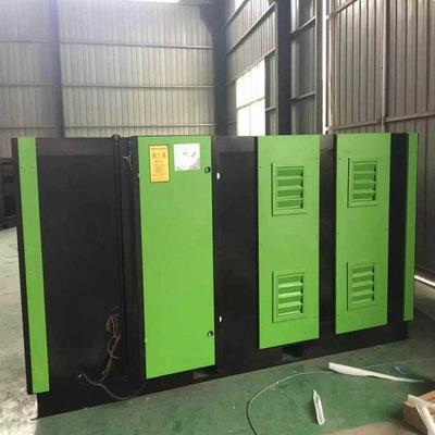 济南供应 光氧催化净化器设备 自重轻 运行稳定 工业废气处理设备定金