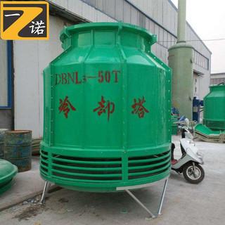 玻璃钢冷却塔10t 20t 30t 50t 80t 100T吨玻璃钢高温圆形凉水塔