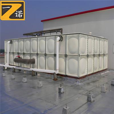 玻璃钢水箱 SMC玻璃钢水箱 组合式玻璃钢保温水箱 玻璃钢消防水箱 价格面议