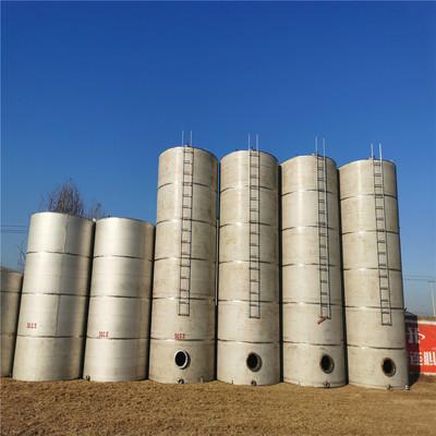 批发定制各种规格不锈钢储罐2方6方12方30方304不锈钢常压储罐