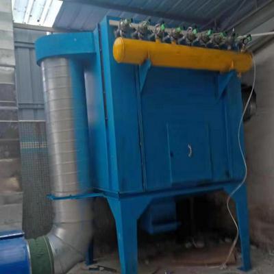 厂家供应脉冲除尘 工业脉冲除尘设备车间除尘设备 可定制