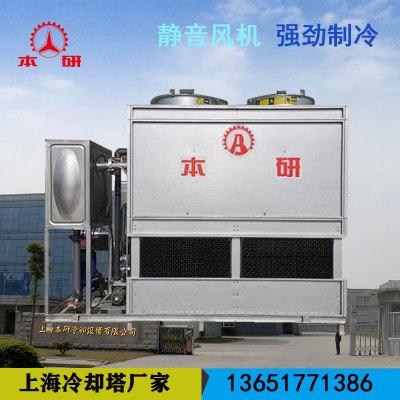 上海厂家直销不锈钢闭式冷却塔 静音风机强劲制冷可选配水泵水箱电议