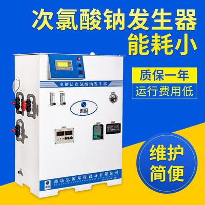 次氯酸钠发生器水处理设备 SYDC-50自动型电解法次氯酸钠发生器