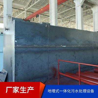 地埋式一体化污水处理设备农村生活污水处理医院学校污水处理设备