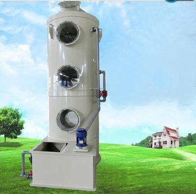热销江苏绿然喷漆废气处理设备 喷淋塔净化器 低价销售