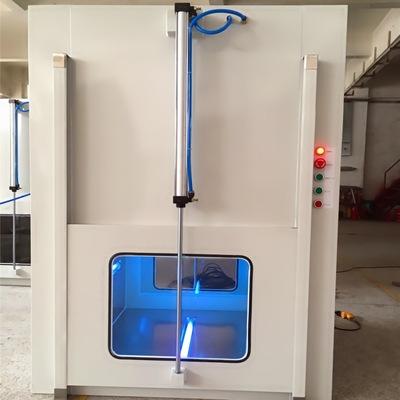 厂家定制传递柜气动传递箱自动快捷空气净化杀菌电动升降门传递窗