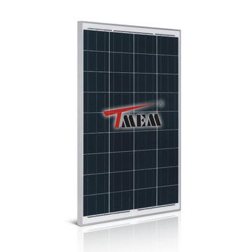100W层压太阳能电池板/组件 多晶硅光伏组件 充电发电板 一件代发