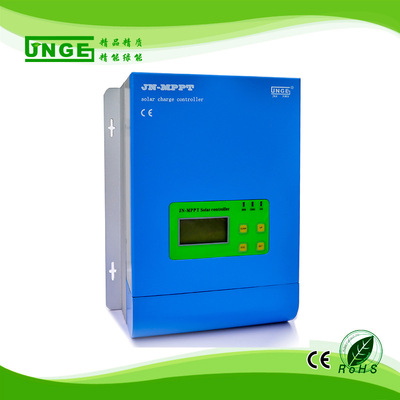 精能12V24V48V自动识别 60A 宽电压输入 带通讯MPPT太阳能控制器