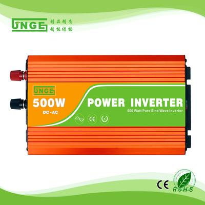 精能24V500W足功率厂家直销高频纯正弦波逆变器